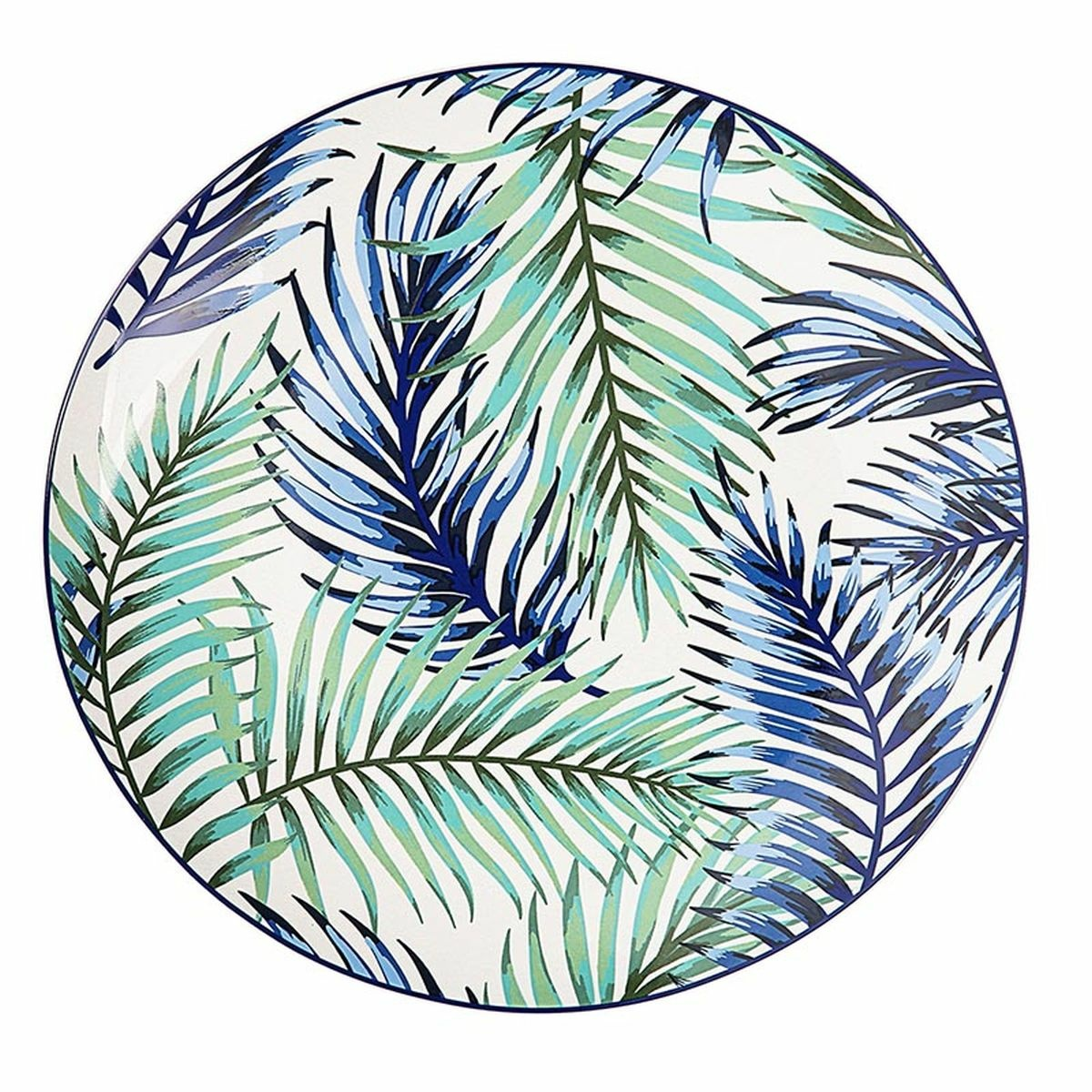 Altom Sada dezertních talířů Botanical 19 cm, 6 ks