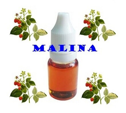 E-liquid Malina Dekang, 30 ml, 24 mg nikotinu
