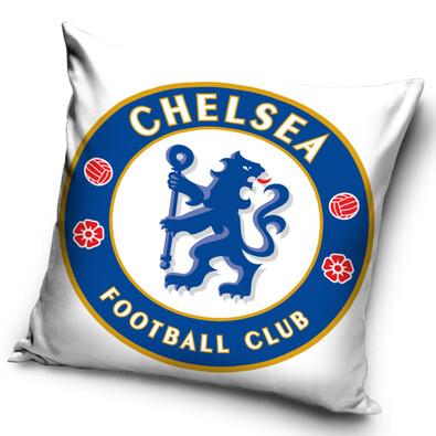 Polštářek Chelsea FC blue, 40 x 40 cm
