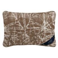 Poduszka wełniana Australijskie merino naturalny, 40 x 60 cm