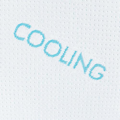 Husă cu efect de răcire pentru perna 4Home Nylon Cooling, 70 x 90 cm
