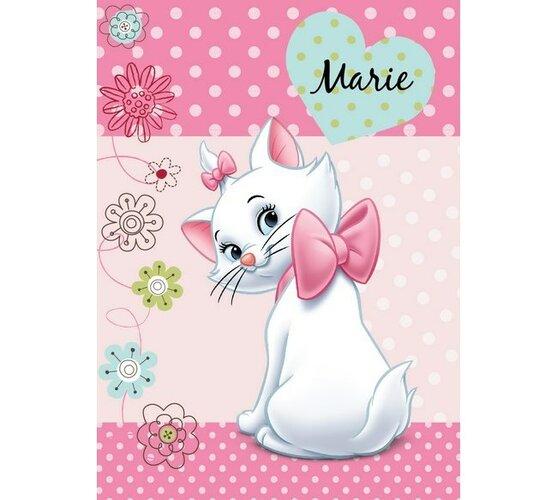 Detská deka Mačka Marie, 80 x 110 cm