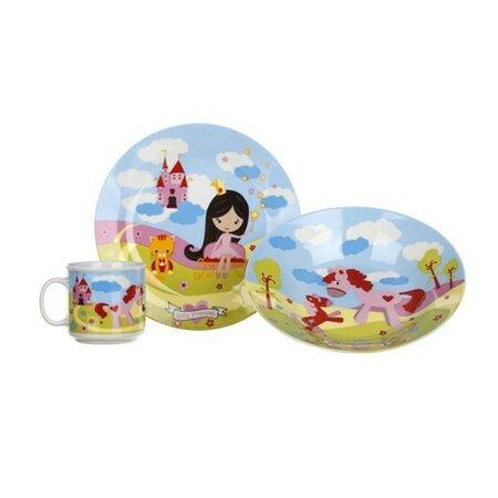 Fotografie Banquet Little Princes 3dílná dětská sada