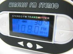 Transmitter s LCD