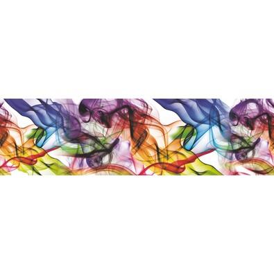 Bordiura samoprzylepna Kolorowy dym, 500 x 14 cm