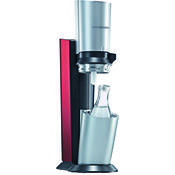 SodaStream CRYSTAL red silver