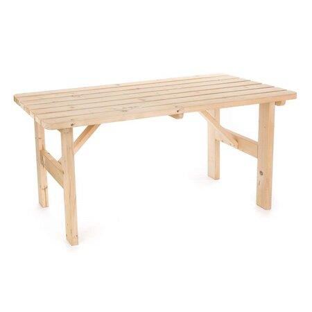 Happy Green Záhradný stôl Rožmberk, 150 x 75 x 68 cm