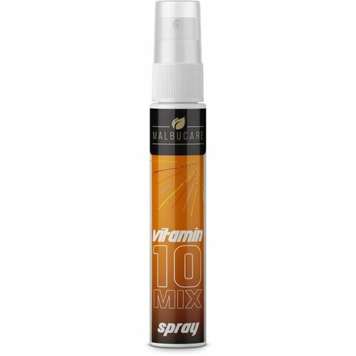 Malbucare Spray 10 MIX Vitamín, 30 ml