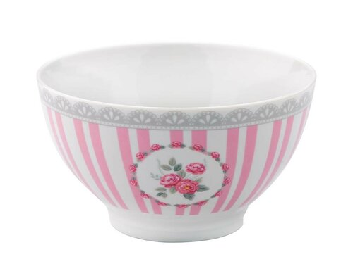 Florina Porcelánová miska na polévku Twins 550 ml