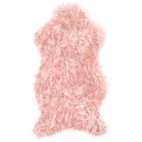 Koopman Skóra różowa, 50 x 90 cm