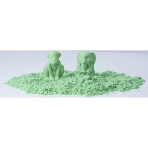 Modelovací piesok, zelená