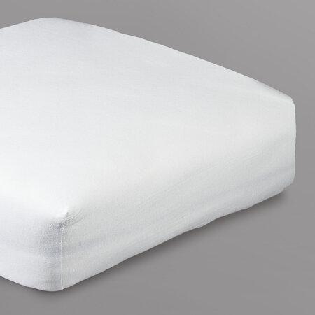 Prestieradla s lycrou 4Home, biela, 90 x 200 cm