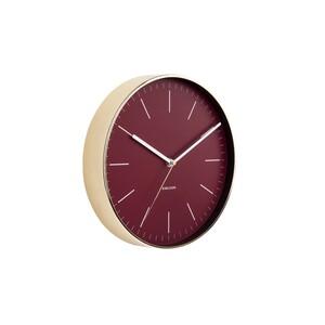 Nástěnné hodiny Karlsson 5695RD