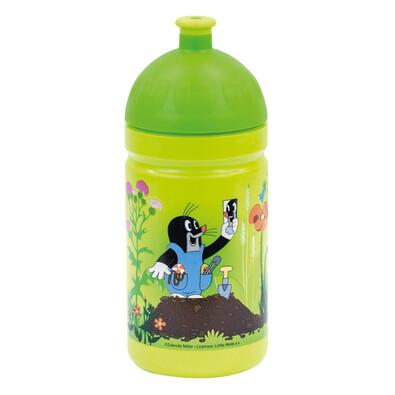 Bino Zdravá lahev Krtek zelená