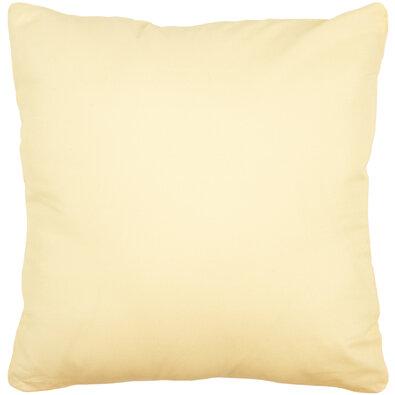 4Home párnahuzat, sárga, 50 x 50 cm