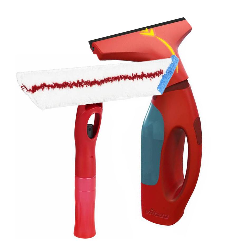 VILEDA Windomatic Complete set - vysavač + mop na okna 150583