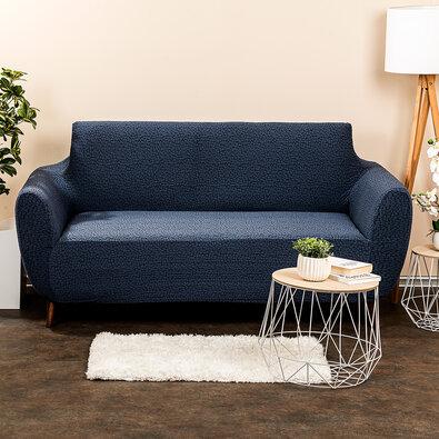 4Home Comfort Plus Multielasztikus ülőgarnitúrahuzat kék, 140 - 180 cm