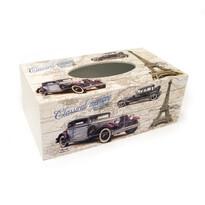 Box na kapesníky Classic