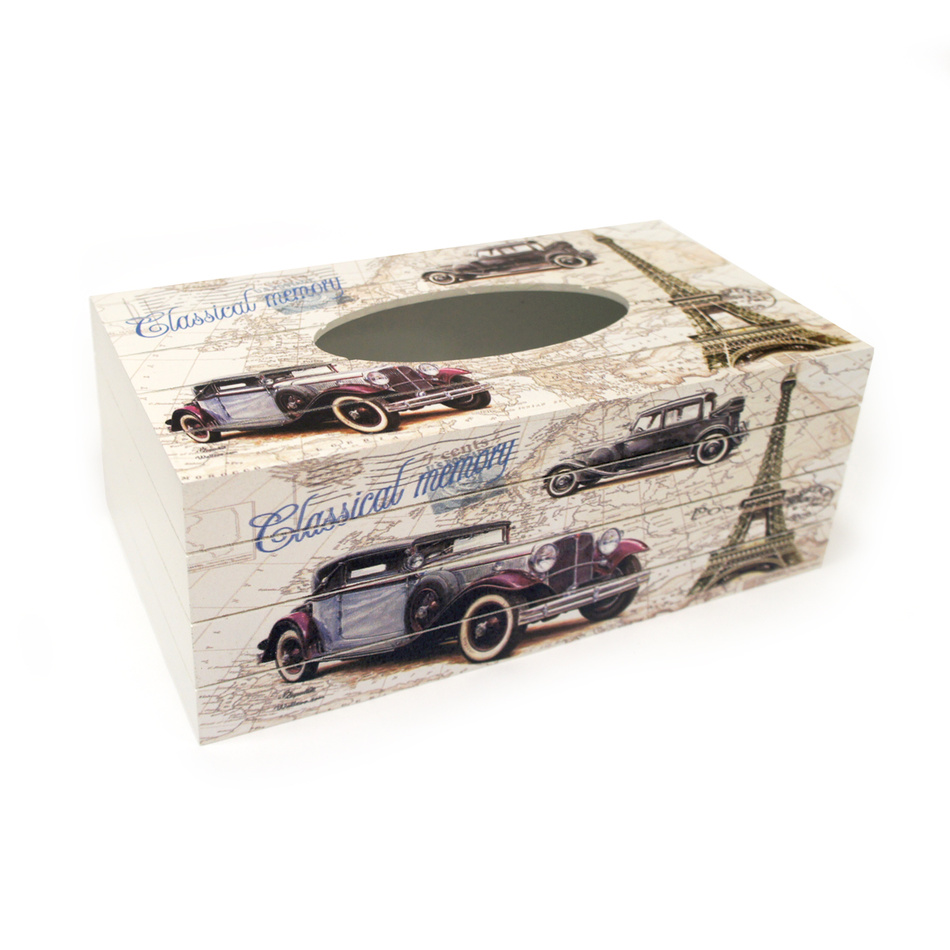 Krabička na vreckovky Classic