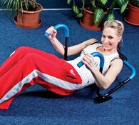 Posilovač břišních svalů