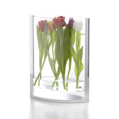 Váza Decade 30 cm, čirá