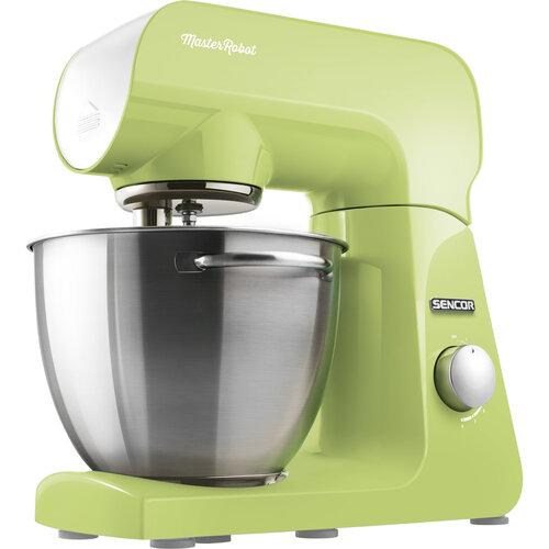 Robot de bucătărie Sencor STM 47GG, verde