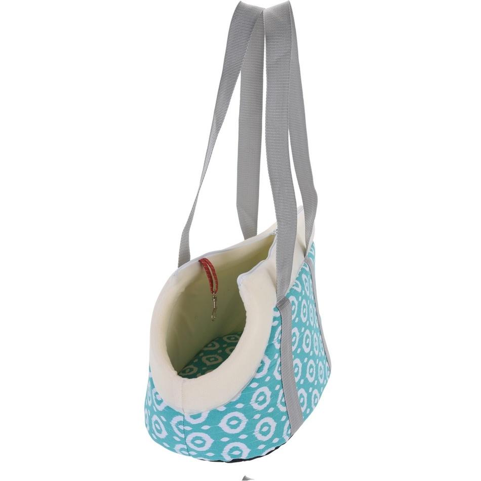 Přepravní taška pro domácí mazlíčky Animal bag, modrá