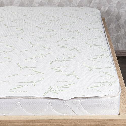 4Home Bamboo Ochraniacz  na materac z gumką, 200 x 200 cm