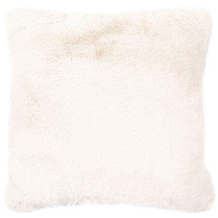 Obliečka na vankúšik Catrin lososová, 45 x 45 cm