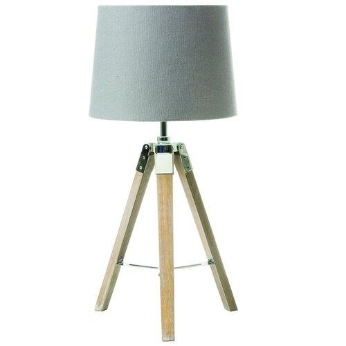 Tempo Kondela Stolní lampa Jade 2, šedá