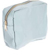 Playa kozmetikai táska, világoszöld, 17,5 x 13x 5 cm