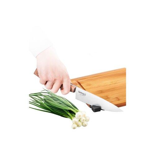 Lamart LT2061 doštička s ostričom nožov Bamboo