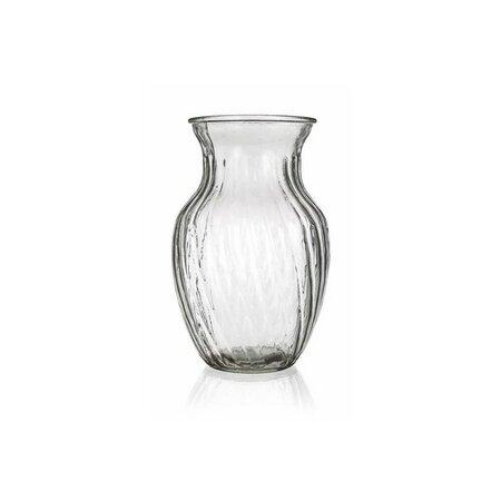 Banquet Molla üvegváza, átlátszó, 20 cm
