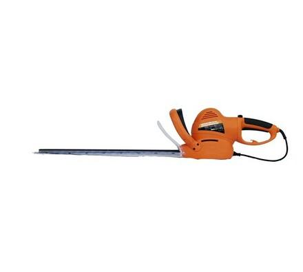 Elektrické nůžky na živý plot Sharks SH 610, oranžová