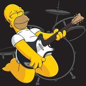 Polštářek The Simpsons Homer, 40 x 40 cm
