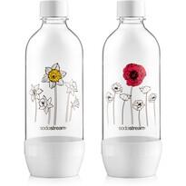SodaStream Fľaša Jet 2 x 1 l Kvetiny v zime