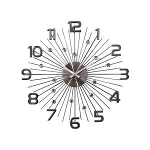 Nástěnné hodiny LAVVU CRYSTAL Sun LCT1151