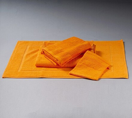Ručník Combo oranžový, 5 ks