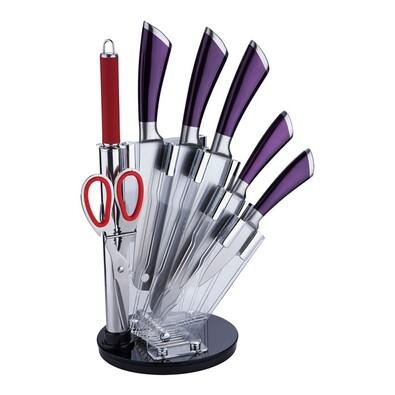 Renberg 8-dílná sada nožů ve stojanu