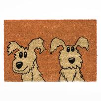 Wycieraczka zkokosa psy, 40 x 60 cm