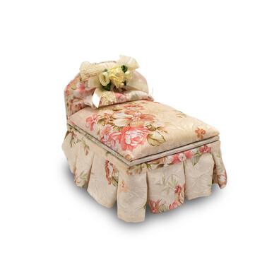 Šperkovnica posteľ