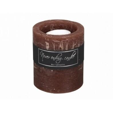 Dekoratívna Nekonečná sviečka 10 cm