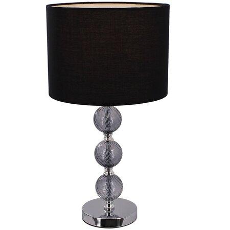 Stolní lampa Jade 7, černá