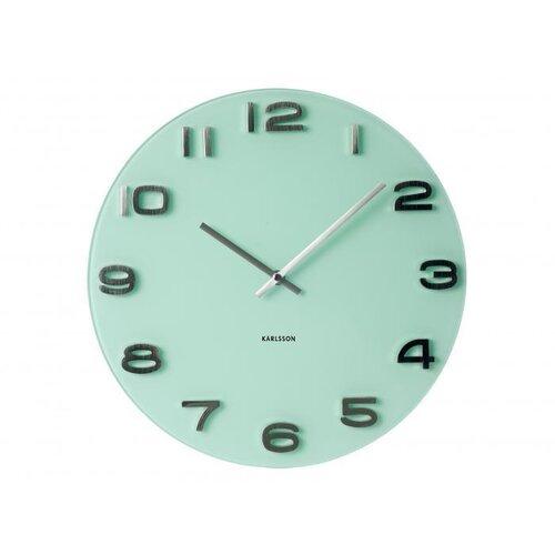 Karlsson 5489PG nástenné hodiny