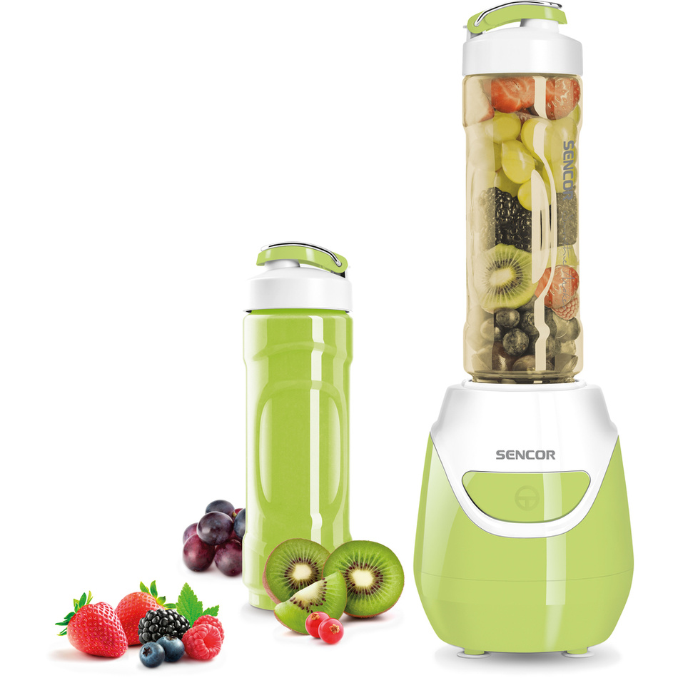 Sencor SBL 3207GG smoothie mixér, zelená