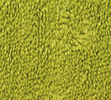 Prostěradlo microfroté 90 x 200 cm, zelená
