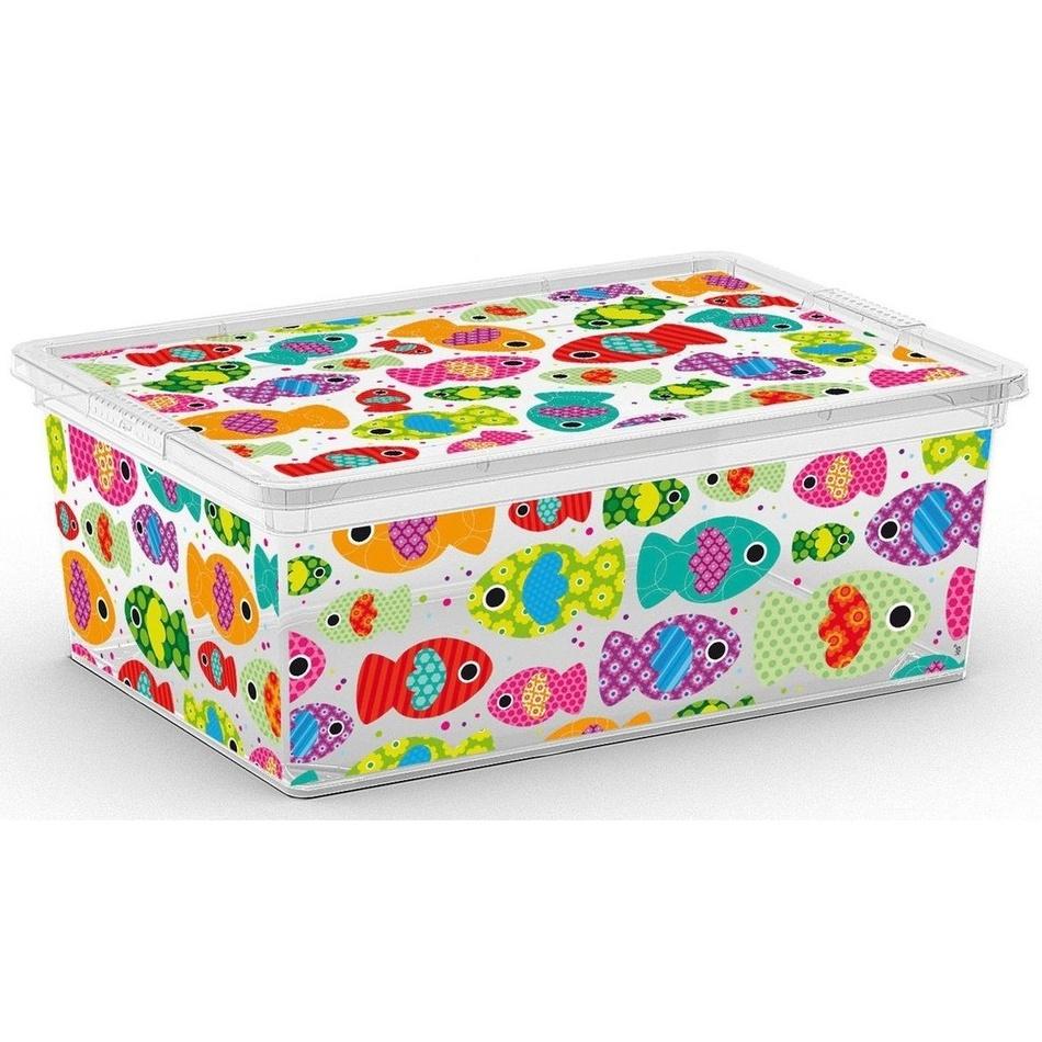 Úložný box KIS C Box Style Tender Zoo S 10,5l