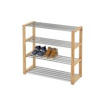 Szafka na buty 4 poziomy, 81 x 30 x 73 cm
