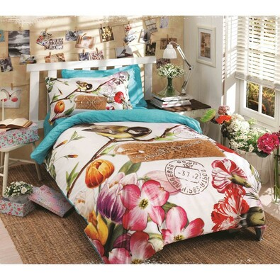 Bavlnené obliečky Paradise, 140 x 200 cm, 60 x 80 cm