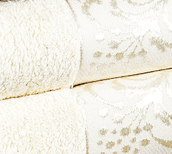 Bambusová osuška champaigne, 70 x 140 cm
